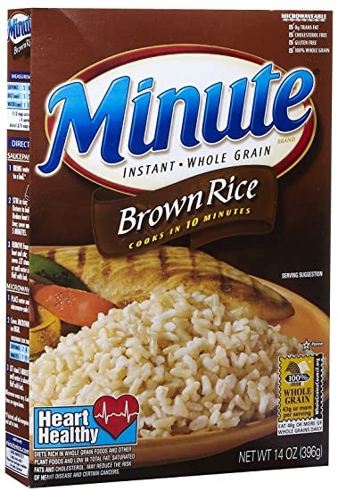 Image result for brown rice minute