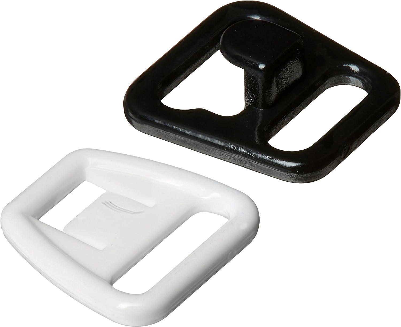 Dritz 56698-38-66 Maternity Bra Clips 3//8-Inch 4 Sets White /& Black