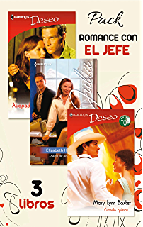 Pack Romance con el jefe (Spanish Edition)