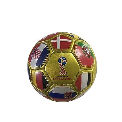 635a1dd1a41 Amazon.com   Icon Sports FIFA 2018 World Cup Russia Official Souvenir Size  2 Mini Soccer Ball   Sports   Outdoors