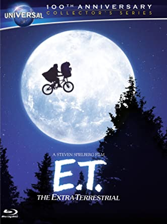 Amazon Et The Extra Terrestrial Blu Ray Henry Thomas Drew