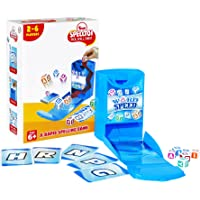 Toiing Spelltoi Educational Learning Board Game for Spelling and Forming Words for Kids, Multi Color