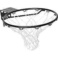 Spalding Huffy 7801s Slam Jam Baloncesto Borde (Negro)