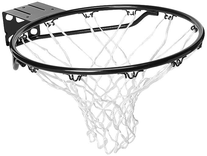Amazon.com   Spalding Huffy 7801S Slam Jam Basketball Rim (Black)   Basketball  Rim And Net   Clothing 10d9fb64dd
