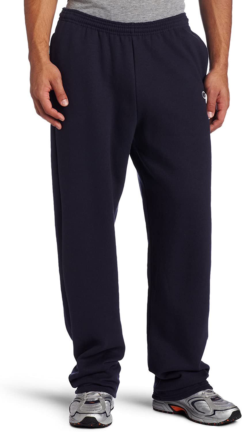 Champion Mens Eco Powerblend Banded Pant