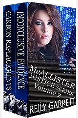 McAllister Justice Series  Volume Two: Dark psychological thrilers (McAllisterJustice Series) Kindle Edition