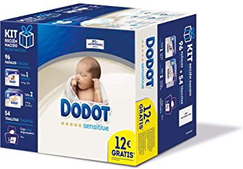 dodot sensitive talla 1 amazon