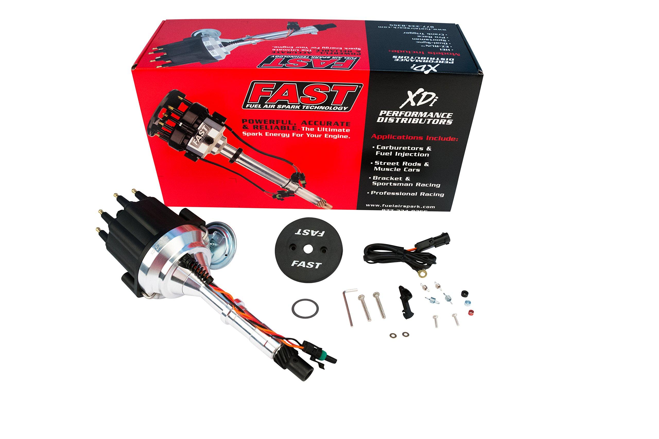 Fast 306021 XDI EZ-Run DistributorAMC/Jeep V8 290-401 by FAST (Image #2)