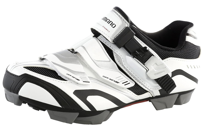 Shimano MTB Schuhe SH XC50 Schuhe men weißschwarz (Größe: 42)