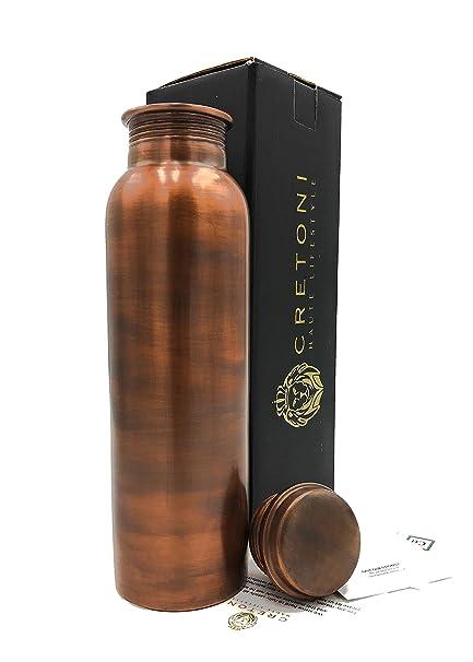 Review Cretoni Antique-Series Pure Copper