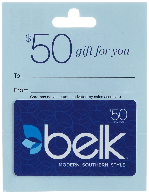 Belk Gift Card