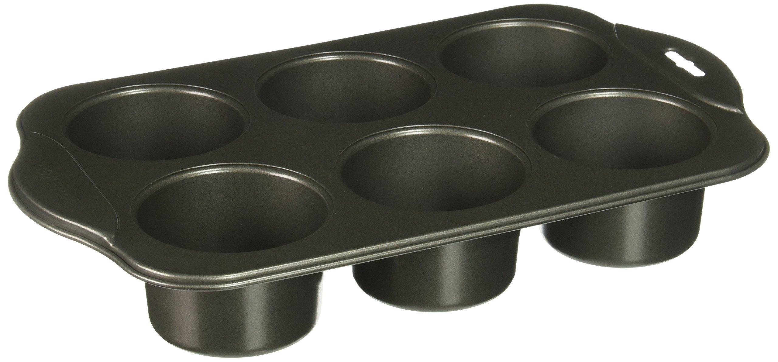 Norpro Nonstick 6 Cup Small Mini Cheesecake Muffin Cupcake Tart Quiche Pan New