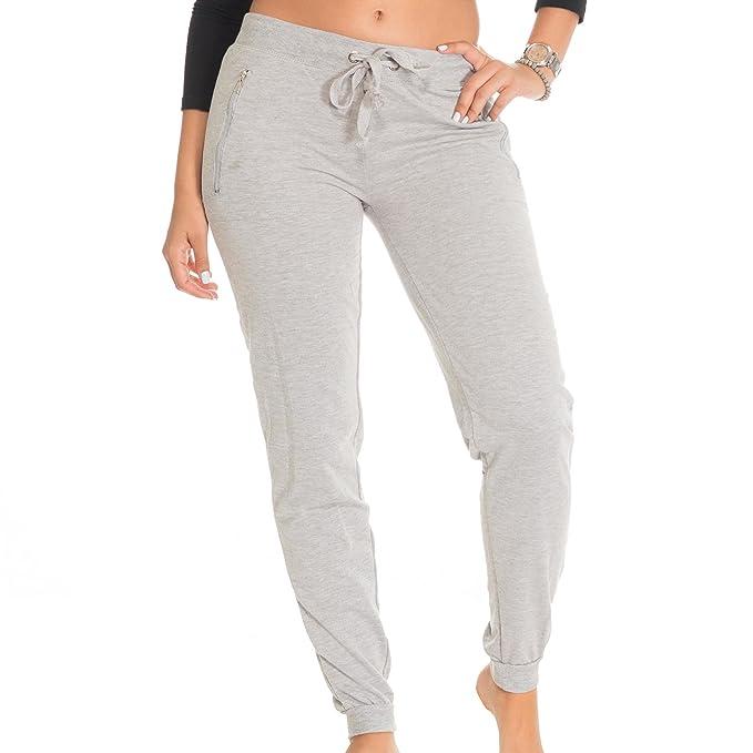9f100f566d Coco-Limon Fleece Womens Jogger, Long, Zipper Pockets