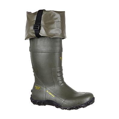 6cf90adccf99 Georgia Boot Men s 16 quot  Waterproof Hip Wader- GB00180 ...