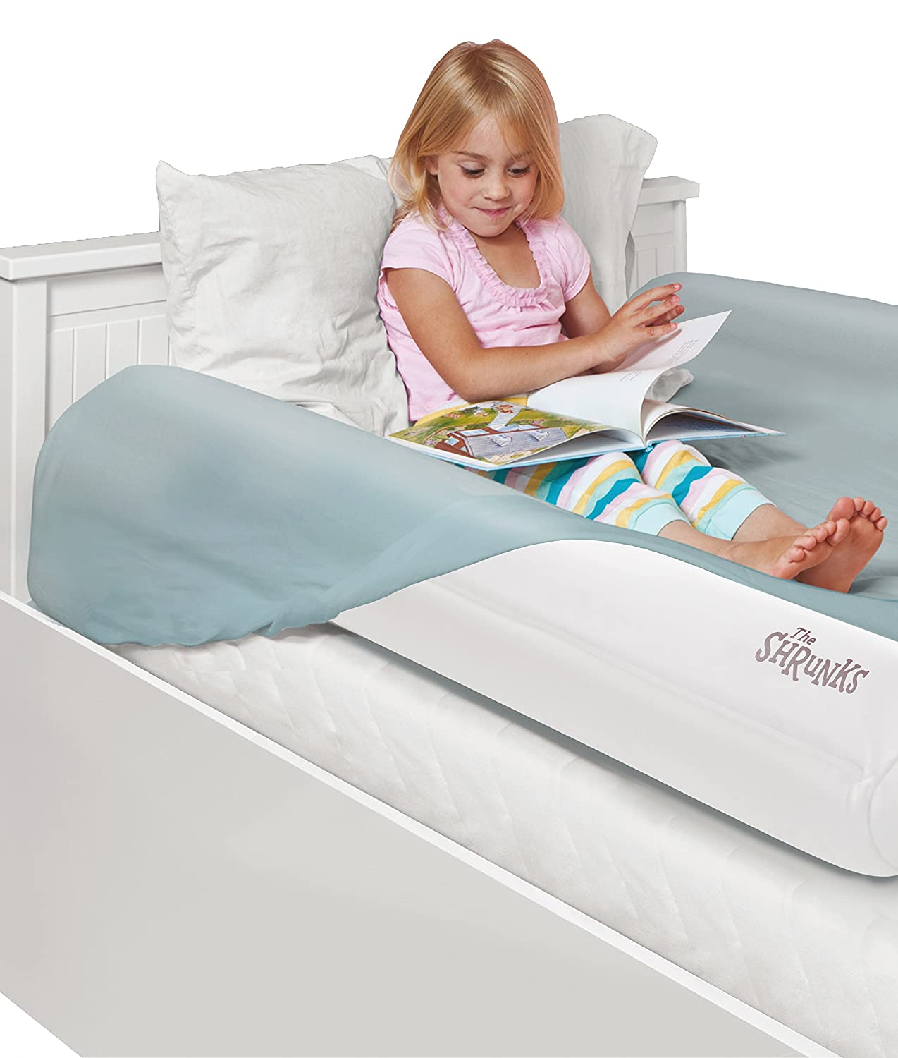 The Shrunks - Inflatable Bed Rail with Foot Pump (Two Pack) 88053