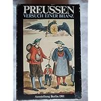 Preußen - Versuch einer Bilanz, Band 1 bis 5