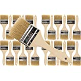 Pro Grade - Chip Paint Brushes - 24 Ea 2.5 Inch Chip Paint Brush