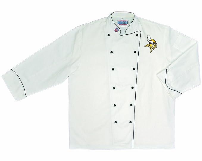 info for 57506 8c46f NFL Premium Chef Coat