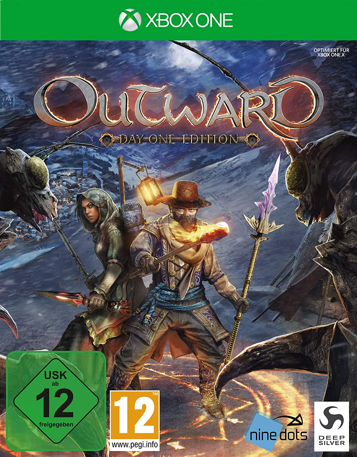Outward (XBox ONE): Amazon.es: Videojuegos