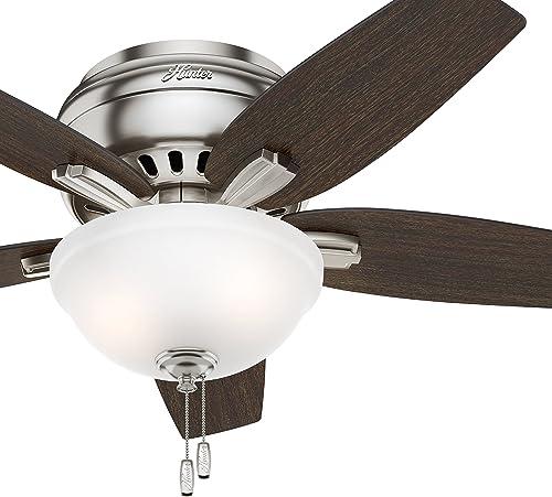 Hunter Fan 42″ Hugger Ceiling Fan
