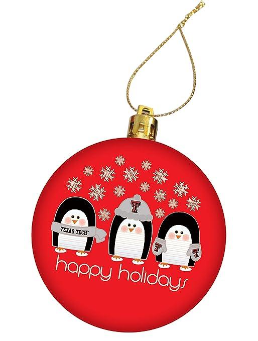 Amazon.com : Texas Tech University Holiday Christmas Ornament, Design 6 -  Black : Sports & Outdoors - Amazon.com : Texas Tech University Holiday Christmas Ornament