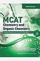 MCAT Chemistry and Organic Chemistry: Content Review and Practice Passages Paperback