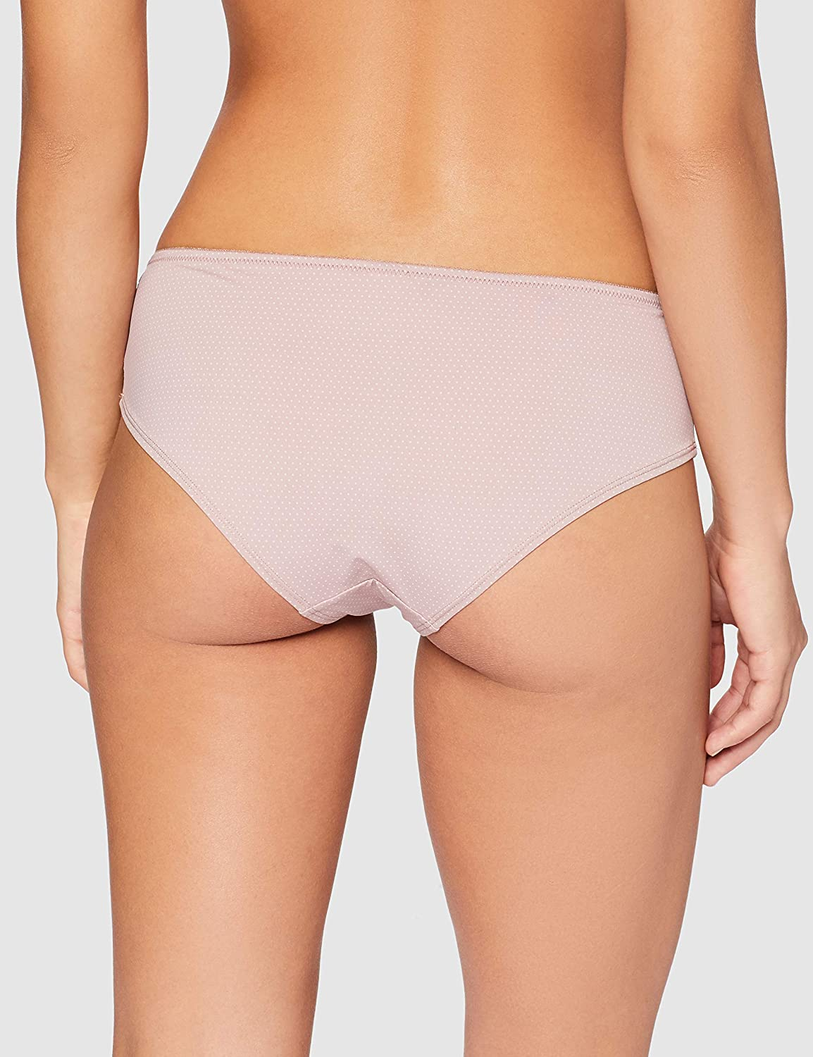 Brand Iris /& Lilly Womens Microfibre Cheeky Hipster Pack of 3
