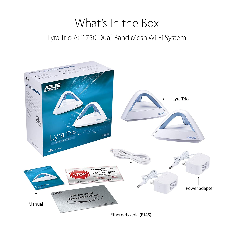 sumicorp.com Asus Ai Mesh WLAN System Set WiFi 5 AC1900 ...