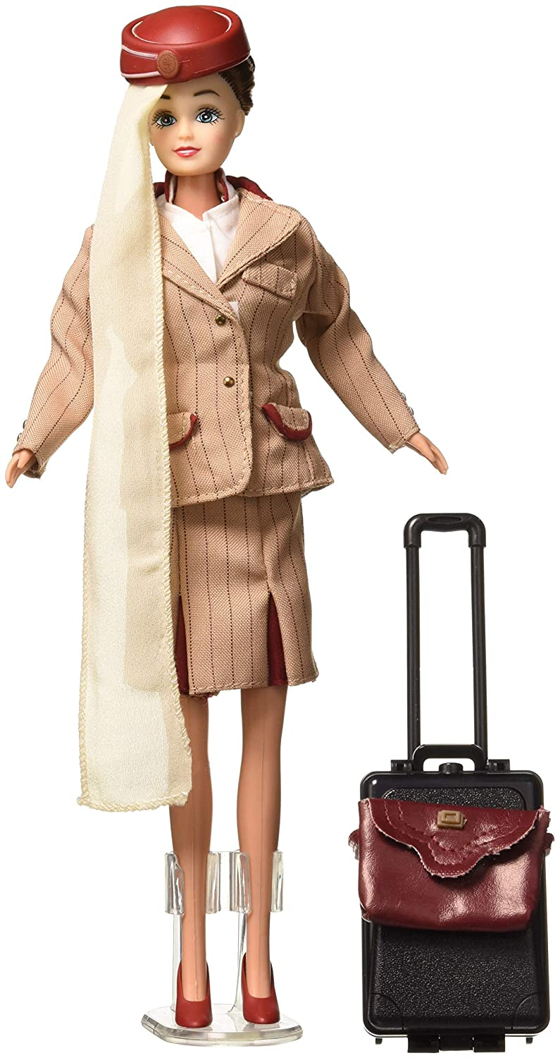 Buy Emirates Cabin Crew Doll Brunette Online At Low Prices In