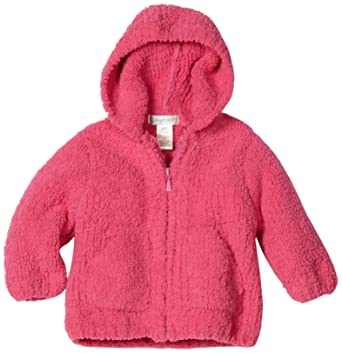 Amazon.com: Angel Dear Baby-girls Infant Chenille Hooded Jacket ...