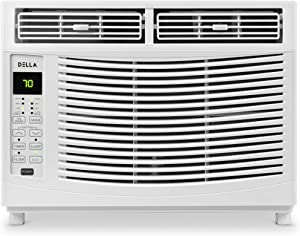 Della 6000 BTU Window Air Conditioner