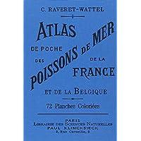 Atlas de poche des poissons de mer de la France et de la Belgique