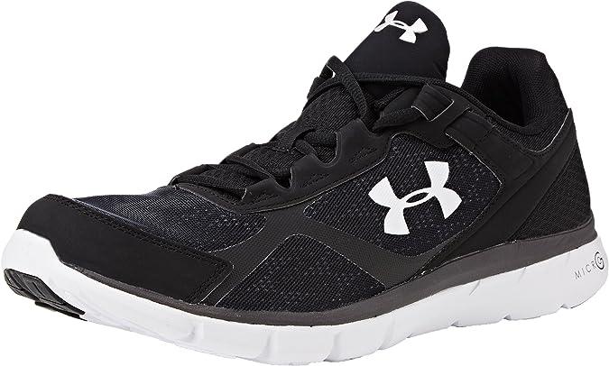 Under Armour Micro G Velocity - Zapatillas de Running de material sintético Hombre: Amazon.es: Zapatos y complementos