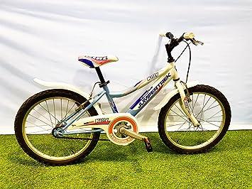 Bicicleta Bicicleta MTB Cinzia jumpertrek Kitty 20 Color Azul ...