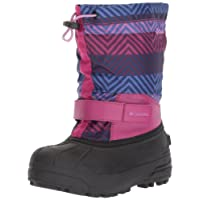Columbia Kids' Youth Powderbug Forty Print Snow Boot