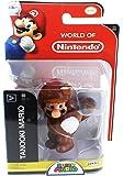 "World of Nintendo 2.5"" Tanooki Mario figure series 2-2"