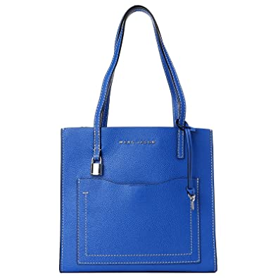 0590d5e5a453 Image Unavailable. Image not available for. Color  Marc Jacobs Medium Grind  T Pocket Leather Tote ...