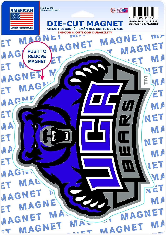 Wincraft Central Arkansas Bears Official NCAA 6 x 9 Car Refrigerator Magnet 6x9 118646