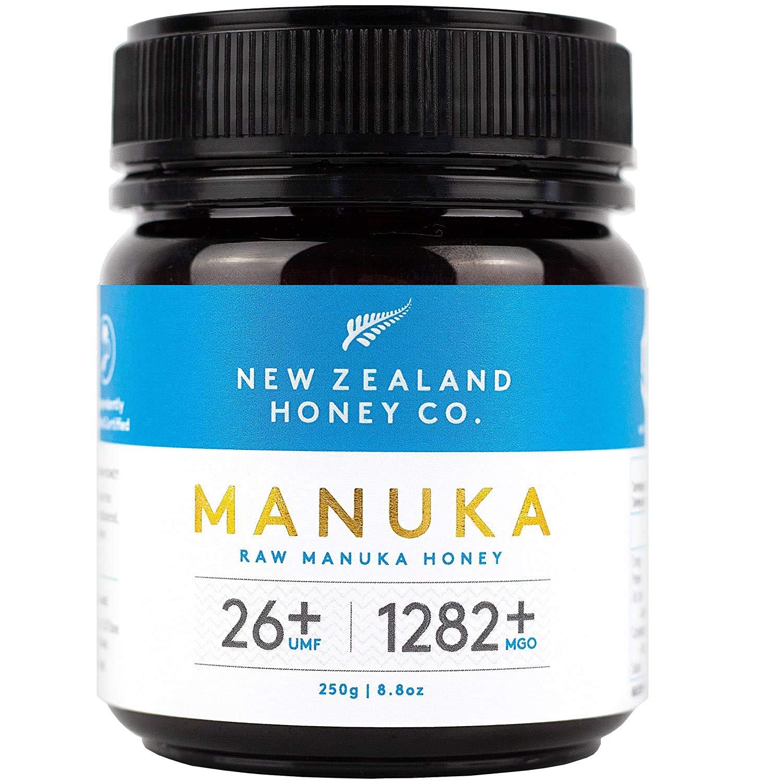 New Zealand Honey Co. Raw Manuka Honey UMF 26+ | MGO 1282+ / 8.8oz