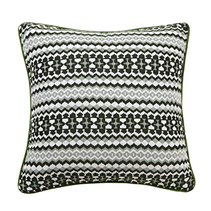 Amazon Com Ojia Decorative Throw Pillow Covers Woven Texture