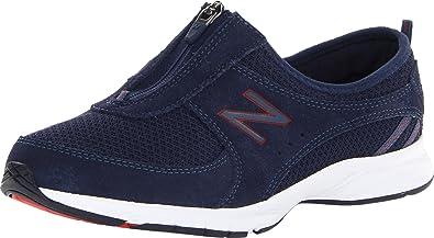 Giro de vuelta ingresos Soviético  Amazon.com | New Balance Women's WW565 Everlight Zip Walking Shoe | Walking