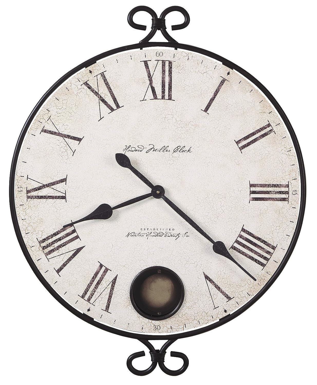 Amazon howard miller 625 310 magdalen wall clock home kitchen amipublicfo Gallery