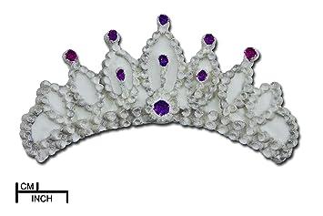 Diseño con corona de princesa TIARA molde para repostería: Amazon.es: Hogar