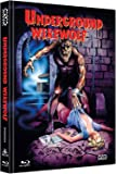 Underground Werewolf - uncut (Blu-Ray+ DVD) auf 555 limitiertes Mediabook Cover A [Limited Collector's Edition] [Limited Edition]