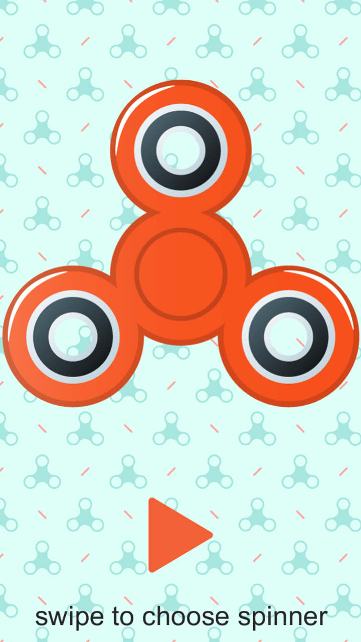 Fidget Spinner Simulator 2017: Time Killer and Stress Anxiety Reliever App 2K17