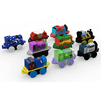 Fisher-Price Thomas & Friends MINIS, DC Super Friends: Toys & Games