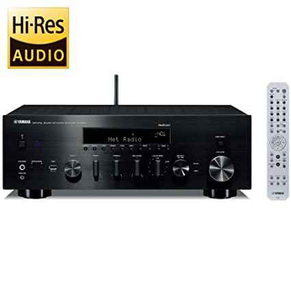 Review YAMAHA NETWORK RECEIVER R-N803(B)