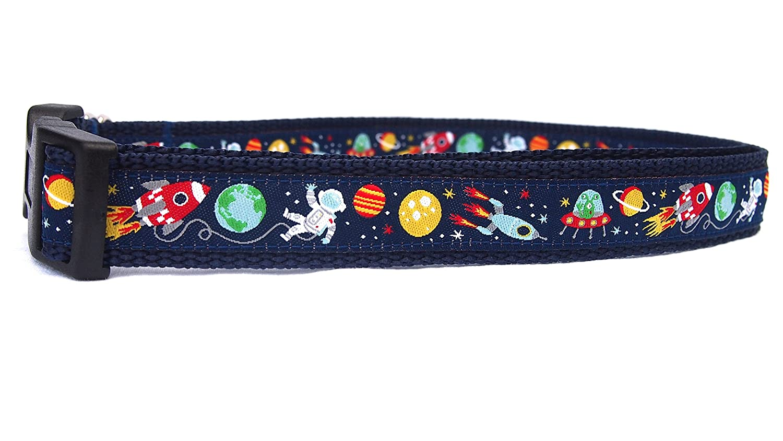 Kinderg/ürtel G/ürtel f/ür Kinder Mond und Rakete Raumfahrt kinderleicht