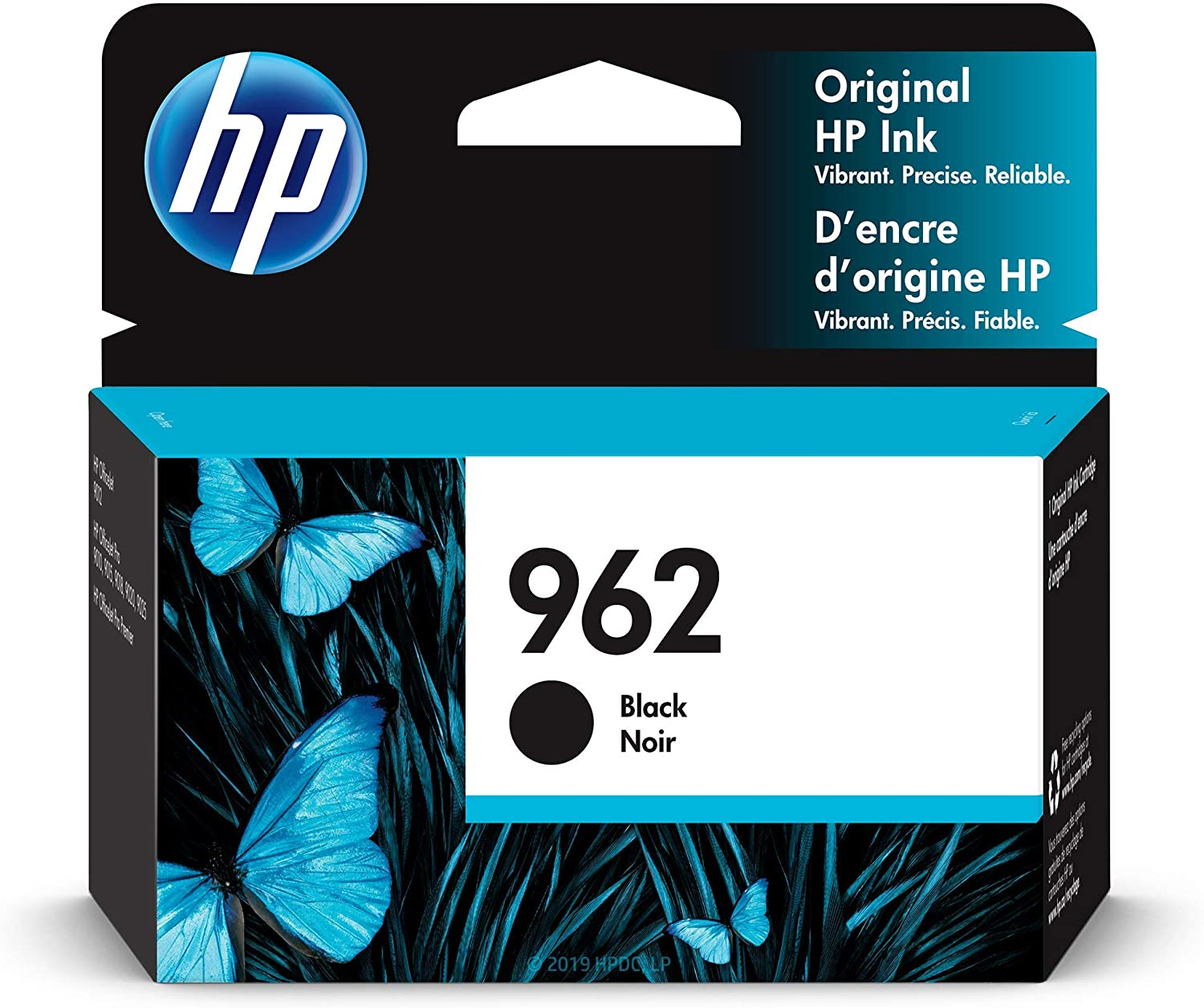 HP 962 | Ink Cartridge | Black | 3HZ99AN