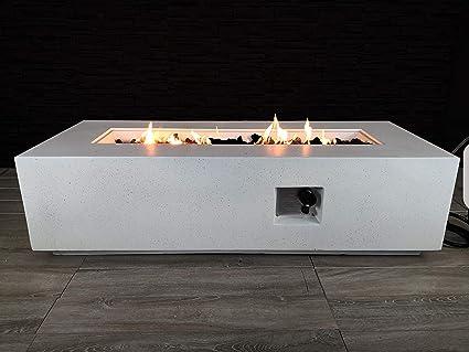 Amazon.com: Century hoguera moderna para exteriores para el ...